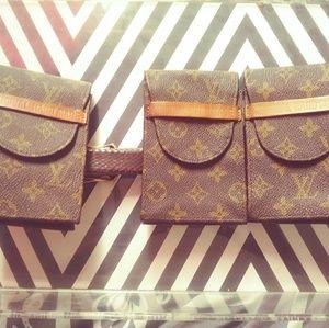 Louis vuitton belt bag